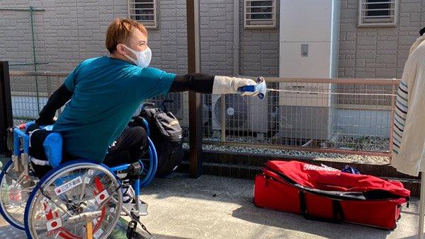 車いすフェンシング・恩田竜二が妻と二人三脚で目指す初めてのパラリンピック