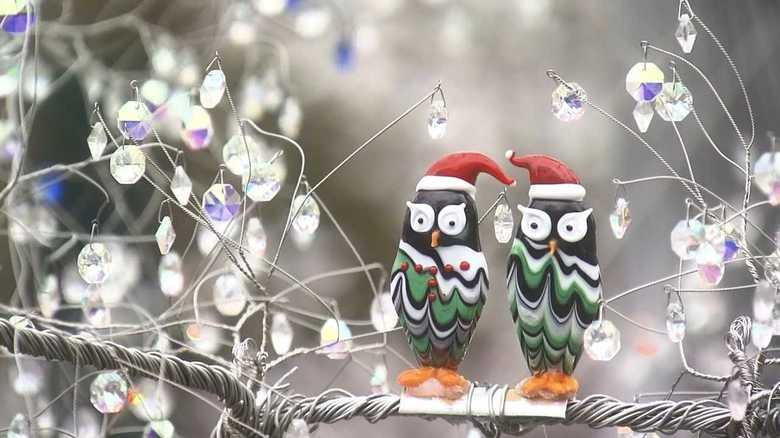 """""""昼間も輝く""""クリスマスツリー 箱根ガラスの森 「リピータ率50%」の理由"""