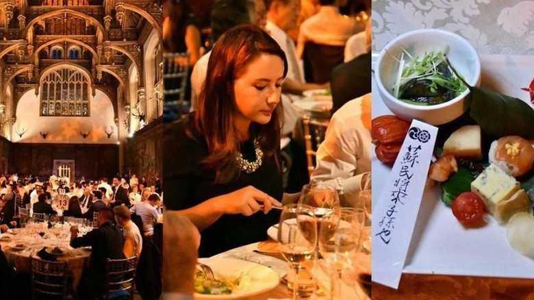 イギリス宮殿の箸で食べない和食。「攻めの農業」は海外で受け入れられる?