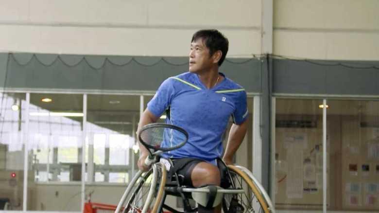 【パラアスリートの言魂】車いすテニス齋田悟司