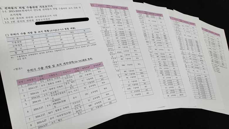 韓国から戦略物資ダダ洩れ?優遇措置撤廃で怒る韓国の「不正輸出」リスト入手