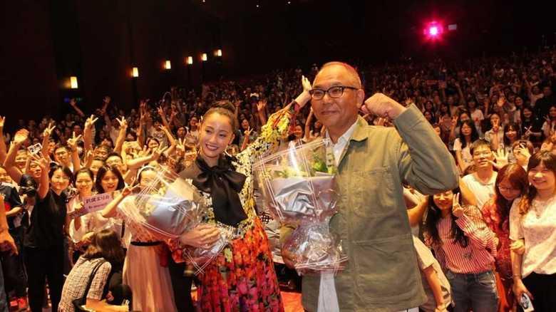 上海で熱烈歓迎 沢尻エリカ中国進出を熱望