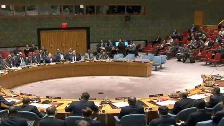 シリアに対する制裁決議案、  またもロシアが拒否権発動