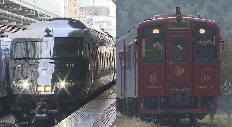 列車の旅を満喫 ビュッフェで九州の味を堪能「36ぷらす3」 「ことこと列車」で筑豊とフレンチを楽しむ