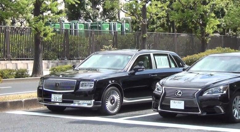 安倍首相の車が新型センチュリーに変更!総理大臣専用車の謎に迫る