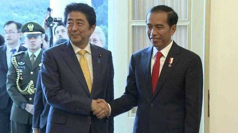 年内にインドネシアと外務・防衛の閣僚会議開催