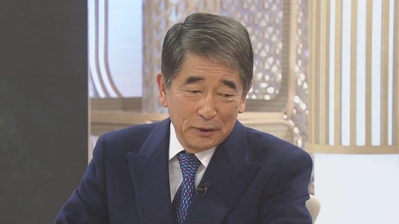 """岡本行夫さんは、外交という広い""""海""""を長年航海し続けてきた"""